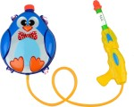 Darling Toys Toy Guns & Weapons Darling Toys Angry Bird Holi Water Pichkari With Tank Backpack