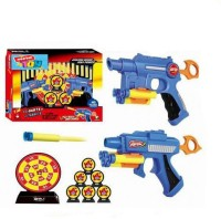 Mera Toy Shop Soft Shooter Play Set 728 (Multicolor)