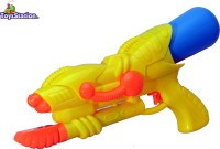 Toyzstation Medium Pressure Water Gun Pichkari With Free Balloons Assorted (Multicolor)