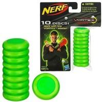 Nerf Vortex 10 Disc Refill