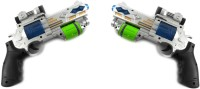 New Pinch Voice Projection Gun For Kids (pack Of 2) (Multicolor)