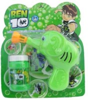 BEN 10 BUBBLE GUN (Green)