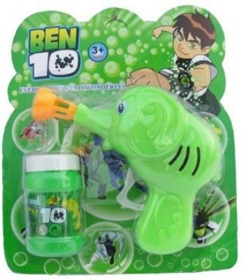BEN 10 BUBBLE GUN (Green)