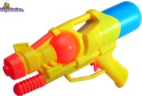 Toyzstation Pressure Water Gun Pichkari Assorted (Multicolor)