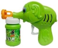 Turban Toys Bubble Gun (Green)