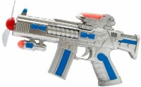 Turban Toys Space Gun With Sound (Multicolor)