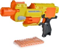 The Flyer's Bay Raging Fire Soft Bullet Gun (Yellow)