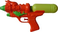 Toyzstation Darling Pichkari Frog Water Squart Double Shooter (Multicolor)