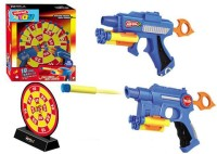 Mera Toy Shop Soft Shooter Play Set 577 (Multicolor)