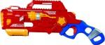 Montez Toy Guns & Weapons Montez Blaze Storm Soft Bullet Gun Red