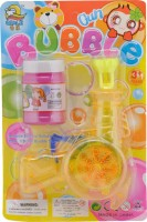 Parth Collection Bubble Gun (Yellow, Pink)
