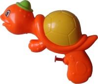 Toyzstation Darling Pichkari Tortoise Water Gun (Multicolor)