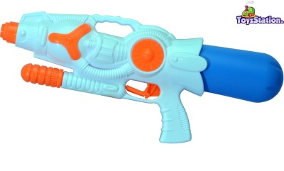Toyzstation Toy Guns & Weapons Toyzstation Space Pressure Water Gun Pichkari With Free Balloons Assorted