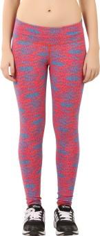 Lavos Graphic Print Women's Multicolor Track Pants