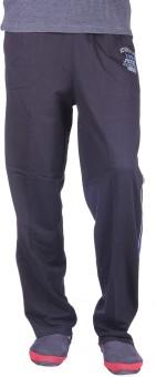 Unifit Double Side Stripe Style Pyjama Solid Men's Track Pants - TKPE74Z2YYEPA37C