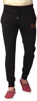 YOO Solid Men's Track Pants
