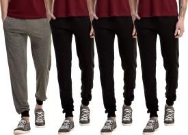 Kinma Self Design Men's Multicolor Track Pants - TKPEG58RQGCZD9NK