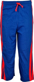 Gee & Bee Solid Boy's Track Pants