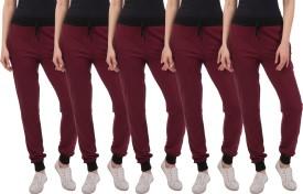 Kinma Self Design Women's Multicolor Track Pants - TKPEG58ZFHTGKFZN