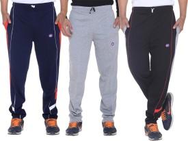 Vimal Solid Men's Multicolor Track Pants - TKPEFZSSWQEE7E5K