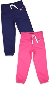 Mothercare Solid Girl's Track Pants