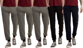 Kinma Self Design Men's Multicolor Track Pants - TKPEG58T22N3SEH9