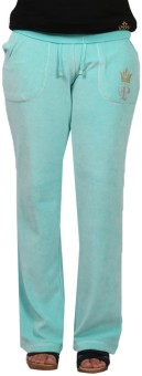 Pinellii Pamper Pant A/Blue Solid Women's Track Pants