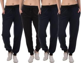 Kinma Self Design Women's Multicolor Track Pants