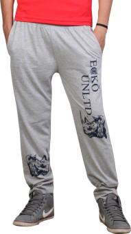 Emerge Printed Men's Track Pants