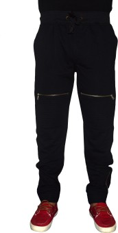 Cruxandhunter Solid Men's Track Pants