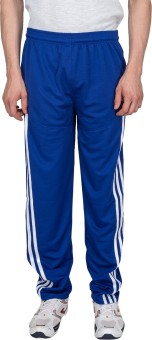 Xplore Blue Solid Solid Men's Track Pants - TKPE93KRVGYJK5WM