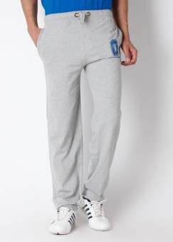 Chromozome Solid Men Track Pants