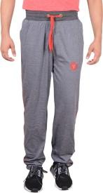 GDS Solid Men's Grey Track Pants