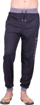 Huggers Pro Solid Men's Track Pants