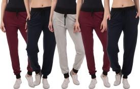 Kinma Self Design Women's Multicolor Track Pants - TKPEG58RFDK3CER2