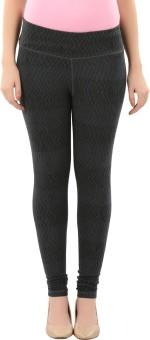 Lavos Striped Women's Black Track Pants