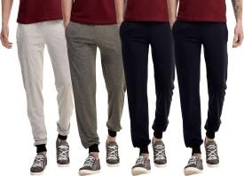 Kinma Self Design Men's Multicolor Track Pants - TKPEG58NNZXJ7N32