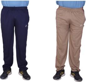 SST Solid Men's Track Pants - TKPE55DJEA8MUTQ6