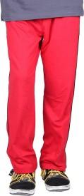 Vivid Bharti Sinker Cotton Rich Solid Boy's Track Pants