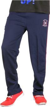 Unifit Double Side Striped Design Pyjama Solid Men's Track Pants - TKPE75MAW4ZB8YKC