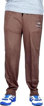 Unifit Double Side Stripe Style Pyjama Solid Men's Track Pants - TKPE74Z27PUXGZ5Z