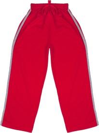 Hunny Bunny Solid Girl's Track Pants