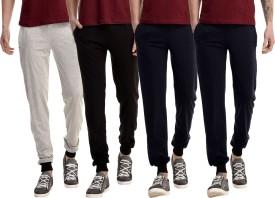Kinma Self Design Men's Multicolor Track Pants - TKPEG58TXNZ8QZHM
