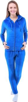Zupe Self Design Women's Track Suit - TKSE3HHYHWSFUVZJ