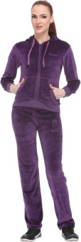 Club York 704 Solid Women's Track Suit