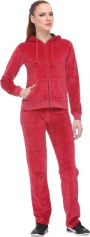 Club York 705 Solid Women's Track Suit