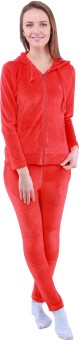 Zupe Self Design Women's Track Suit - TKSE3HHYPPU2TGEH