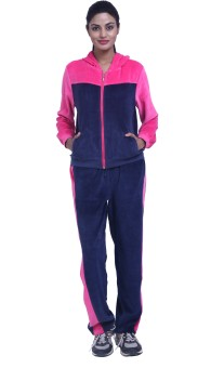 Ramini Solid Women's Track Suit - TKSE3WFDDCU8Z2FJ