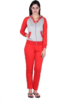 Vivid Bharti VB 1188 Solid Women's Track Suit