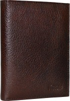 Knott Knott Premium Brown Passport Holder